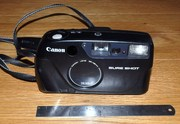 Canon Sure Shot Camera